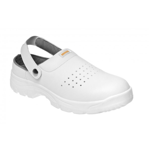 Obuv BENNON WHITE SLIPPER